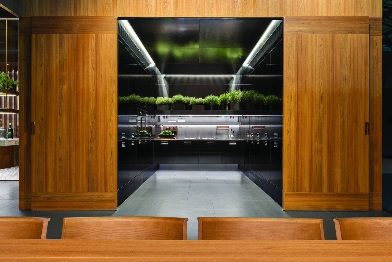 B b acquisisce la maggioranza di arclinea nasce un nuovo for Aziende cucine design
