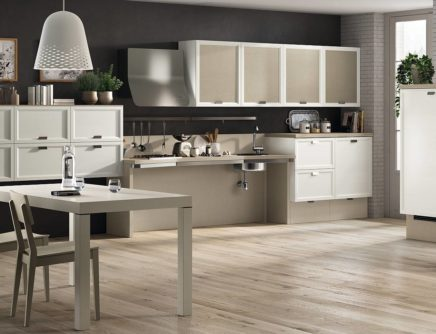 Ambiente Cucina Project n.58| Scavolini | Utility System