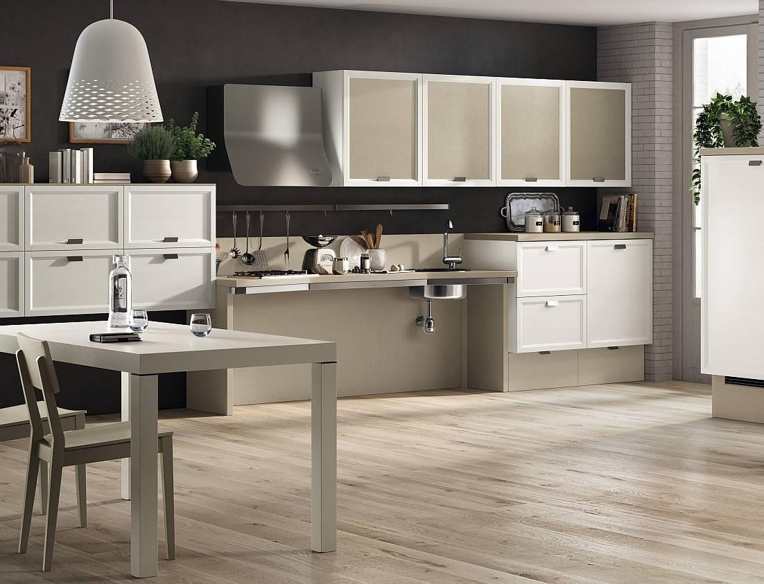 Ambiente cucina project scavolini utility system for Aziende cucine design