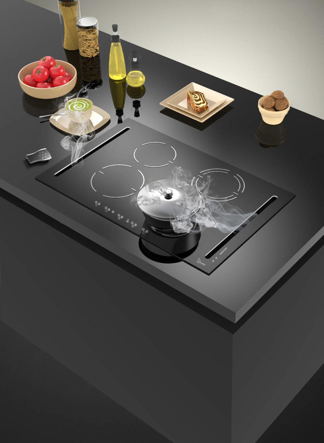 Living Kitchen, integrazione è la parola chiave   Ambiente Cucina