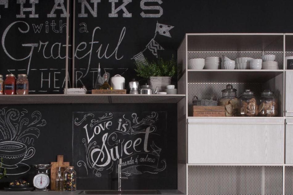 Stunning Parete Lavagna Cucina Pictures Home Interior