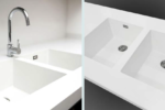La sfida del lavello sottotop