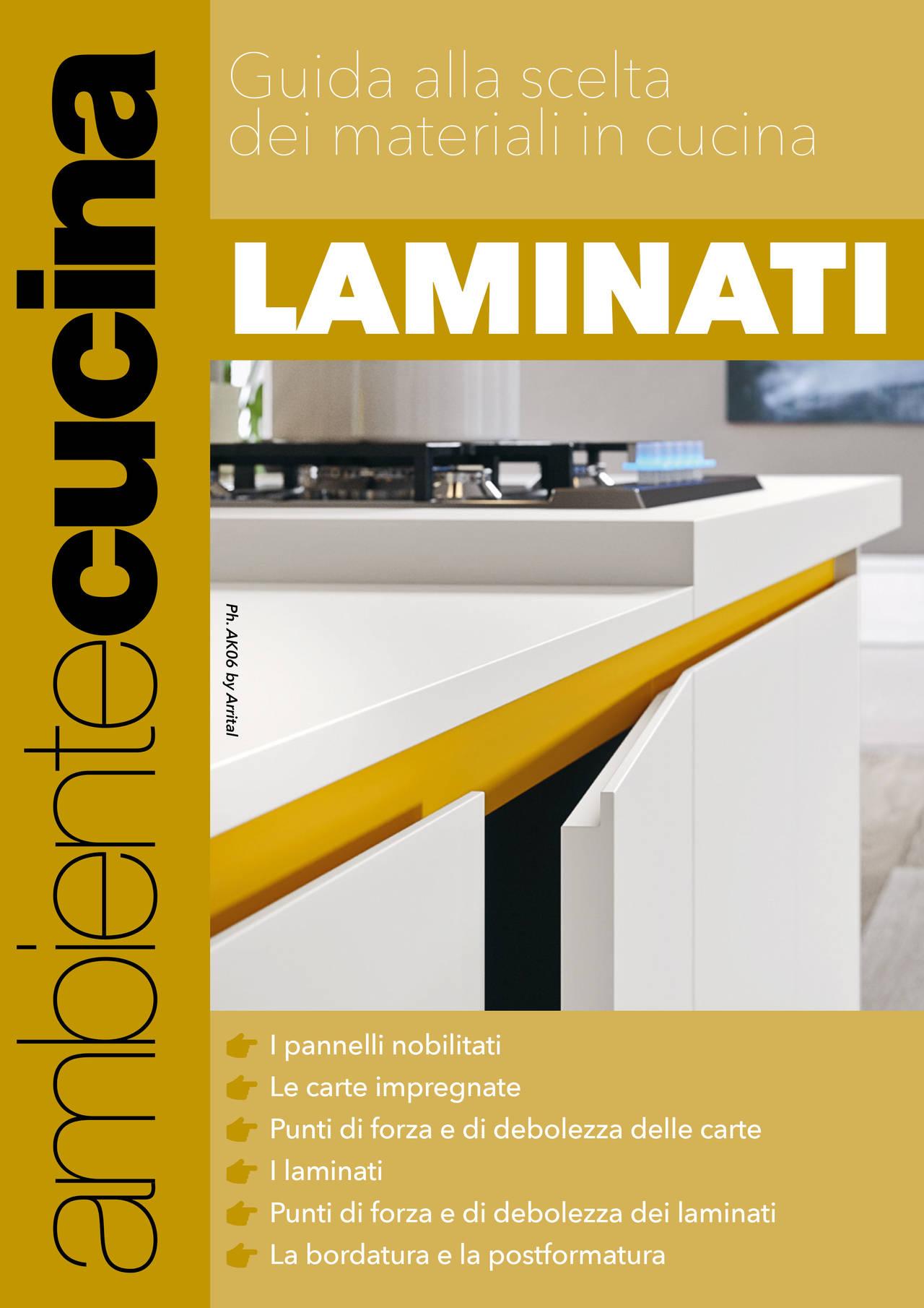 Guida alla scelta dei materiali laminati ambiente cucina - Laminati per cucina ...