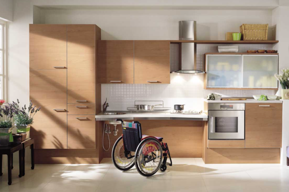 Norma Uni per progettare arredi accessibili | Ambiente Cucina