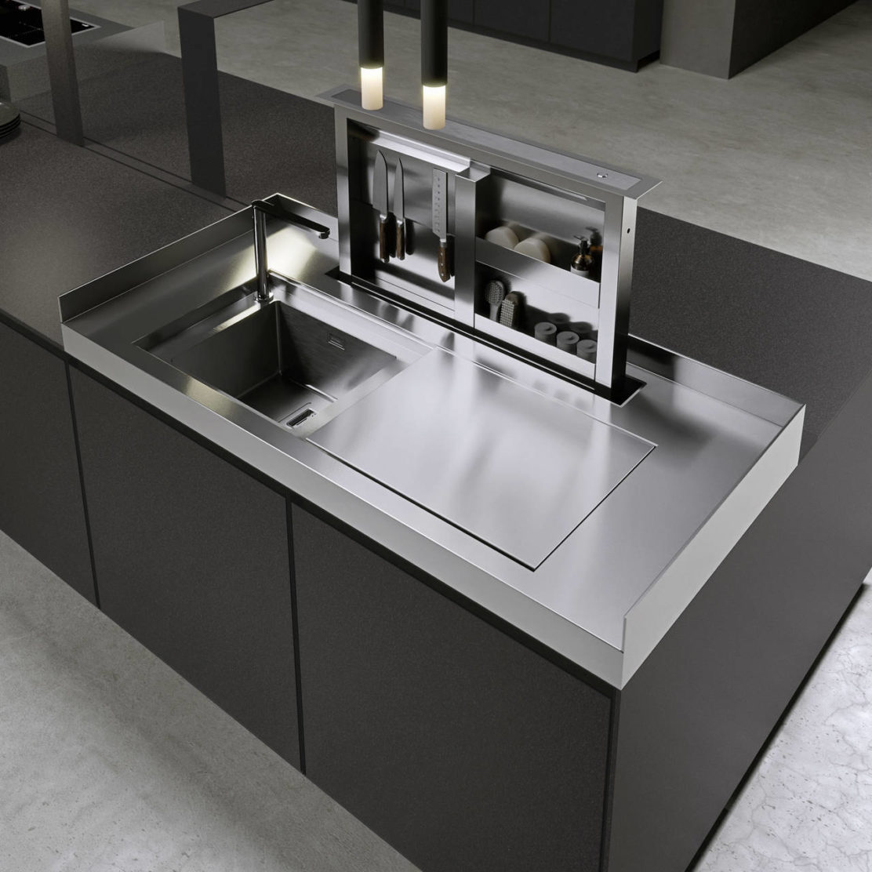 Arrital presenta il catalogo di AKB_08 | Ambiente Cucina