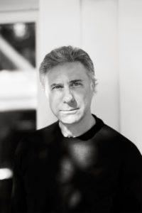 Nicola Gisonda, l'architetto che ha firmato il progetto della Guest House Conti