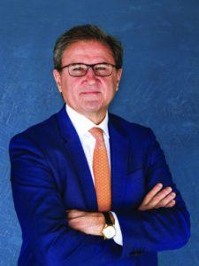 Edi Snaidero, presidente e amministratore delegato del Gruppo Snaidero