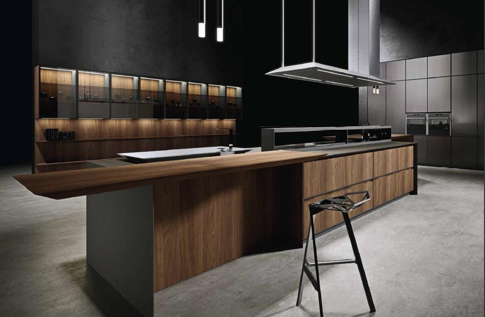 Arrital cucine catalogo cucina moderna in legno dogma by - Arrital cucine rivenditori ...
