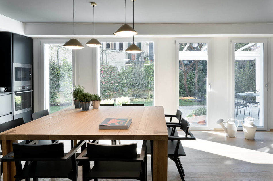 Vivere la cucina in una Guest House a Milano