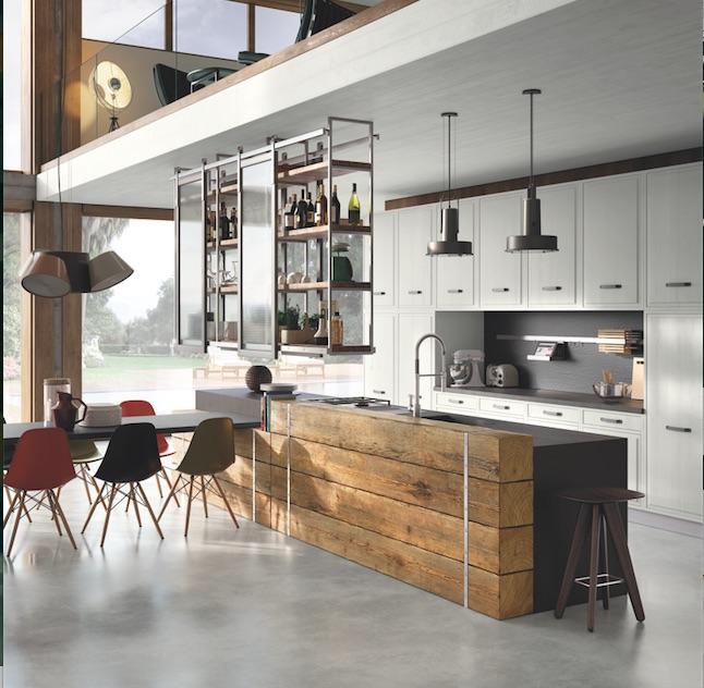 Marchi cucine tra passato presente e futuro con brera 76 - Marche cucine moderne ...