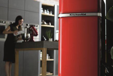 Il nuovo frigorifero iconico di KitchenAid