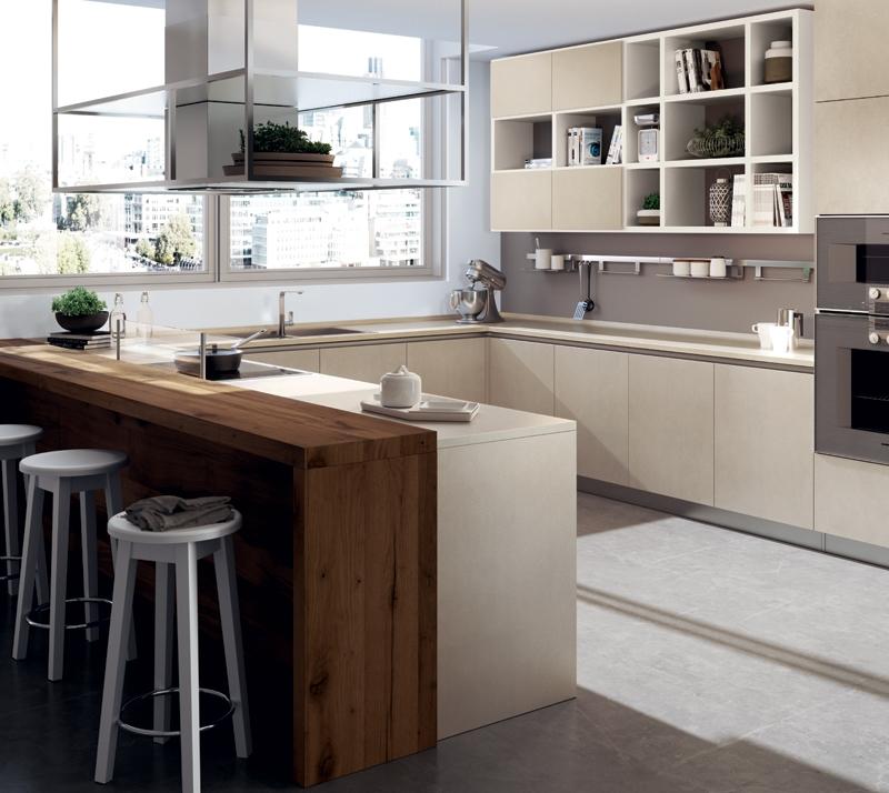 Gres e pietra hi tech per cucine dalle performance eccellenti ambiente cucina - Piano cucina kerlite ...