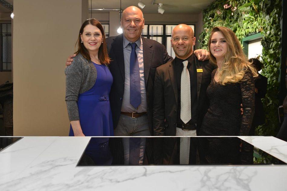 La celebrity chef Sonia Peronaci sposa la qualità di Neolith®