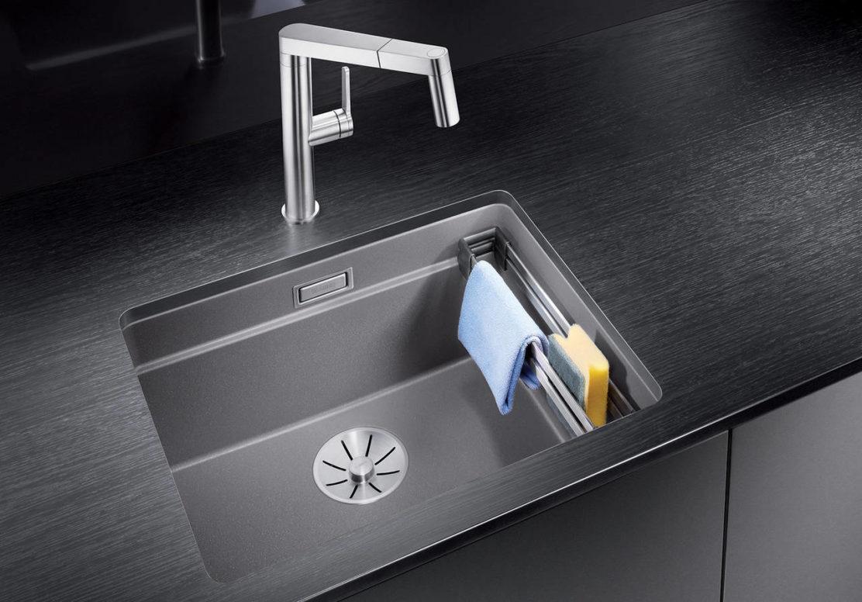 Blanco Etagon 500-U, il lavello compatto con tanto spazio in più ...