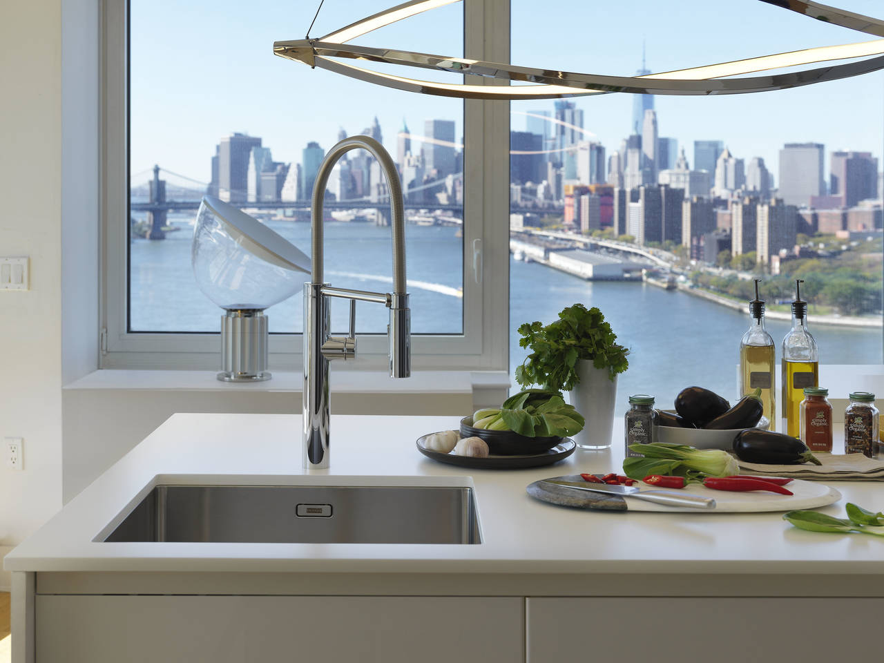 Le vasche Franke, stile e funzionalità | Ambiente Cucina