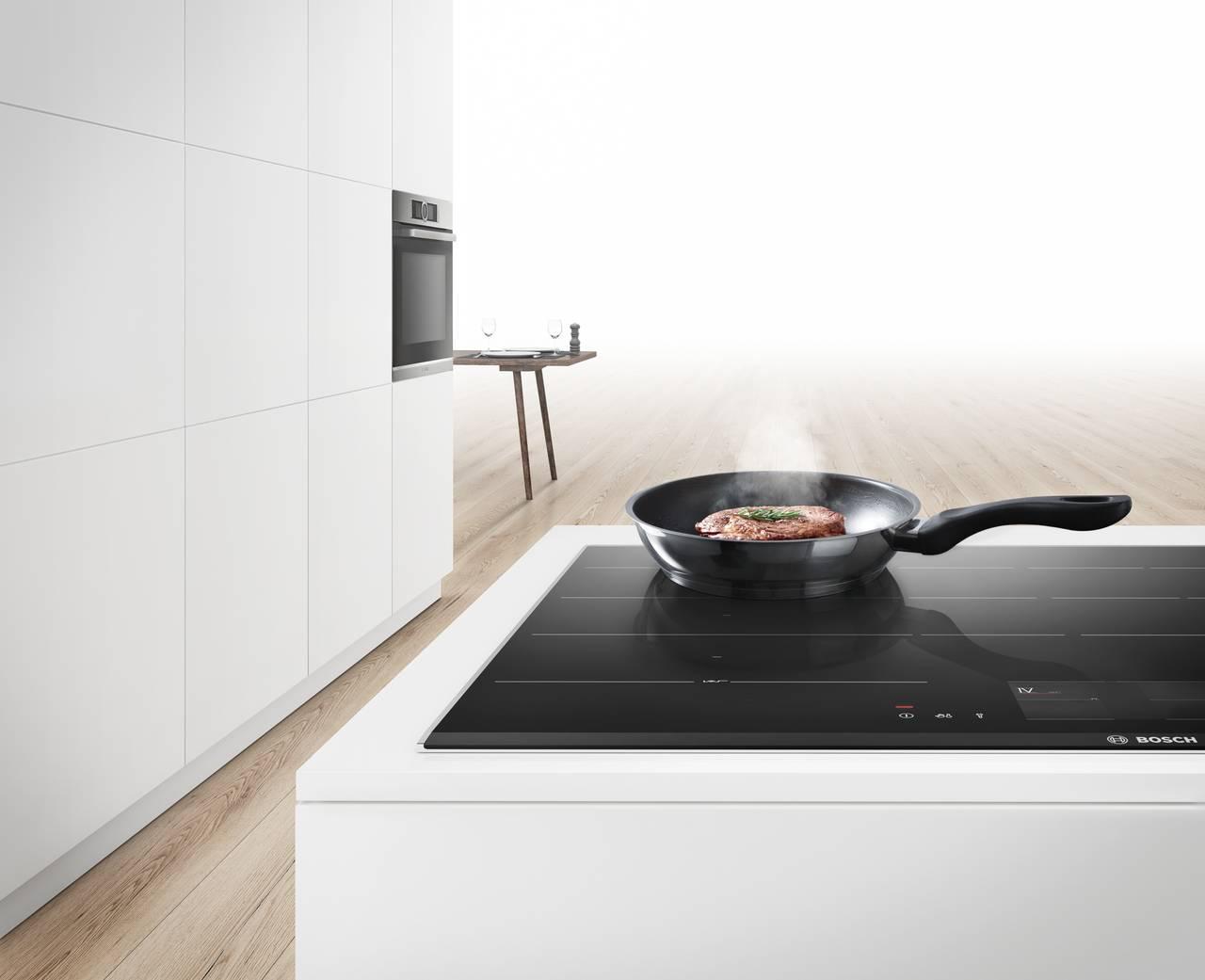 Nuovi piani a induzione Bosch | Ambiente Cucina