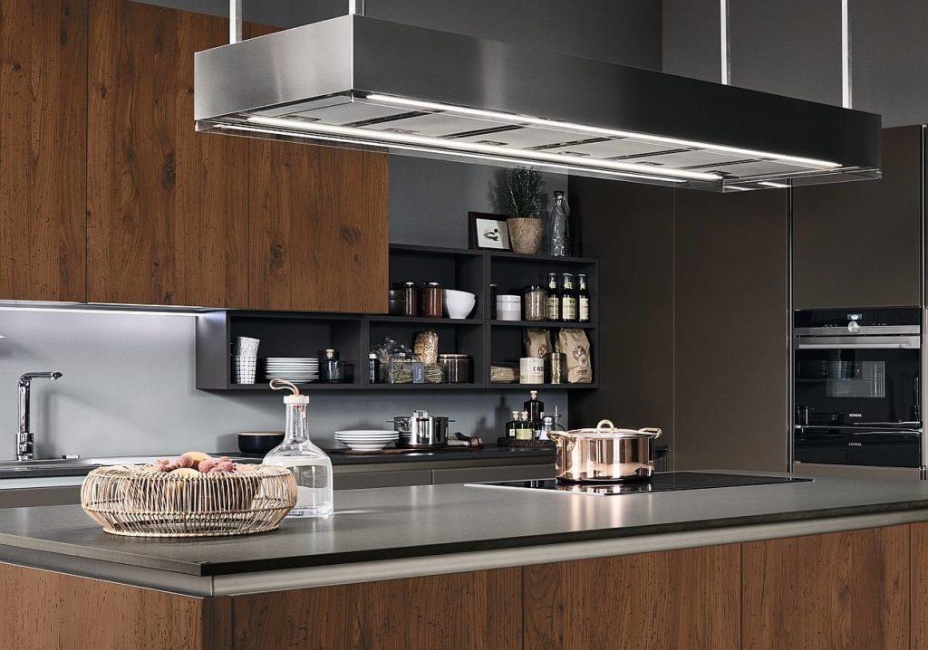La bellezza e la forza delle cucine con top in quarzo ambiente cucina - Veneta cucine opinioni ...