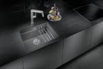 Blanco Etagon 500-U, il lavello compatto con tanto spazio in più