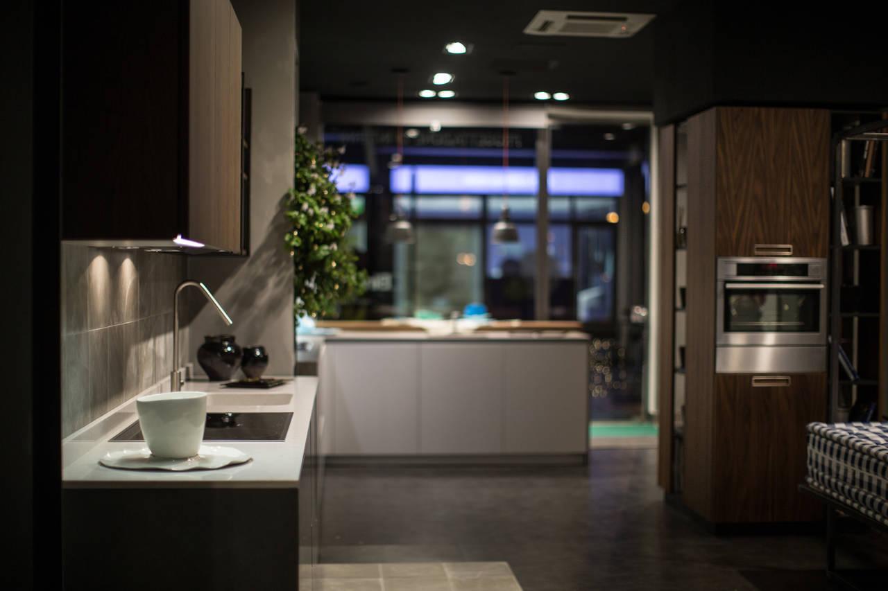 Nuovomodo una vetrina per talenti da scoprire ambiente cucina - Vetrina per cucina ...