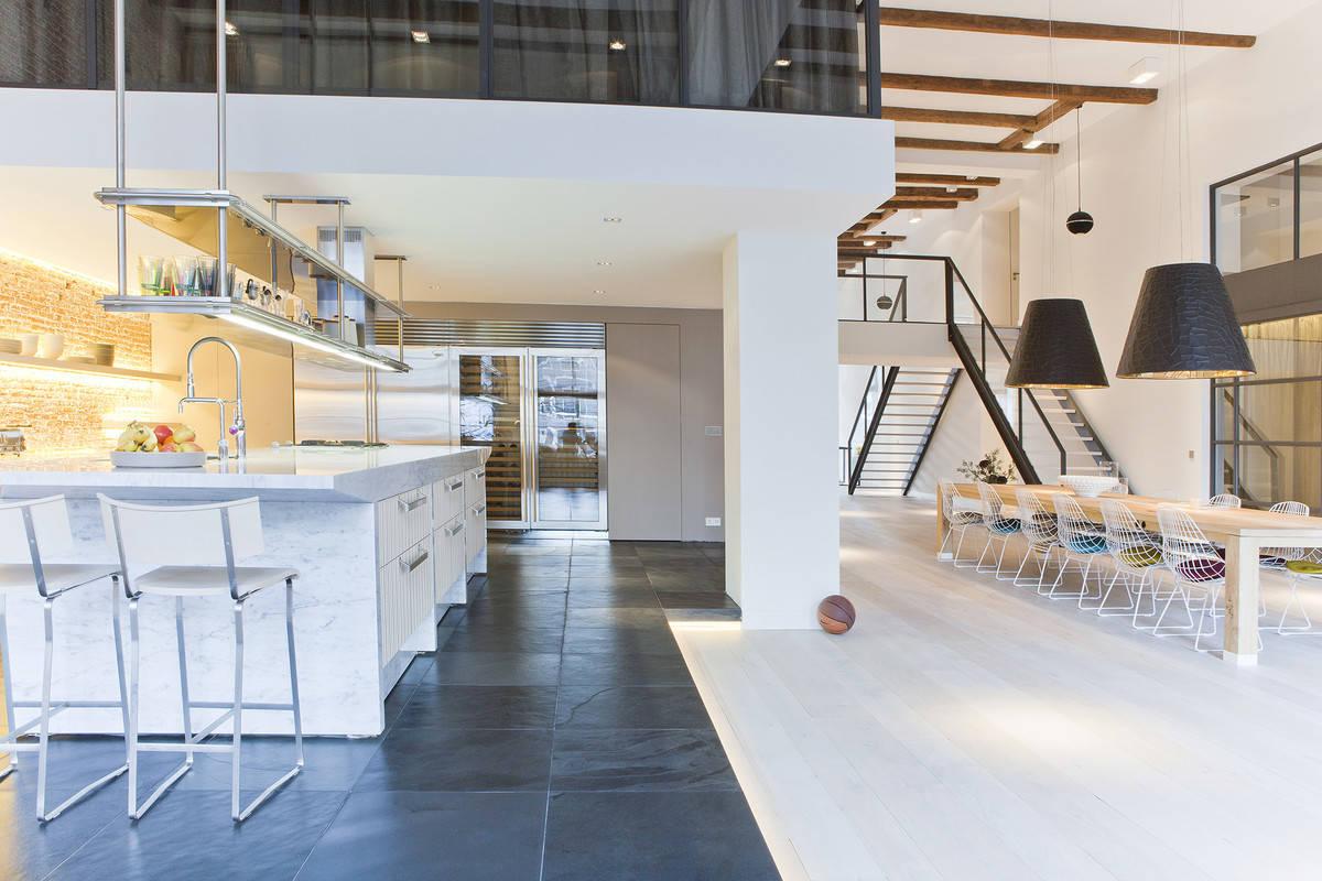 Marmo bianco di carrara per una cucina scultura in olanda - Marmo per cucina ...
