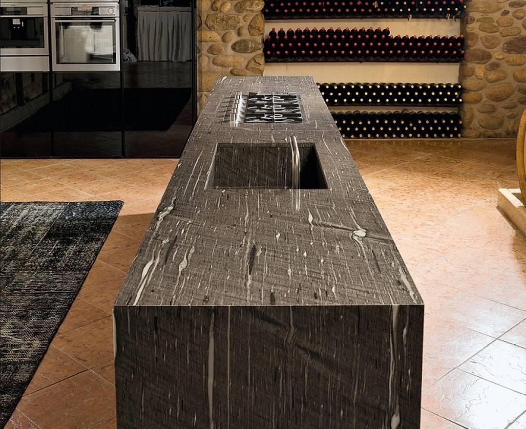 Tagliare Marmo Piano Cucina marmo, pietra e granito per cucine super-chic | ambiente cucina