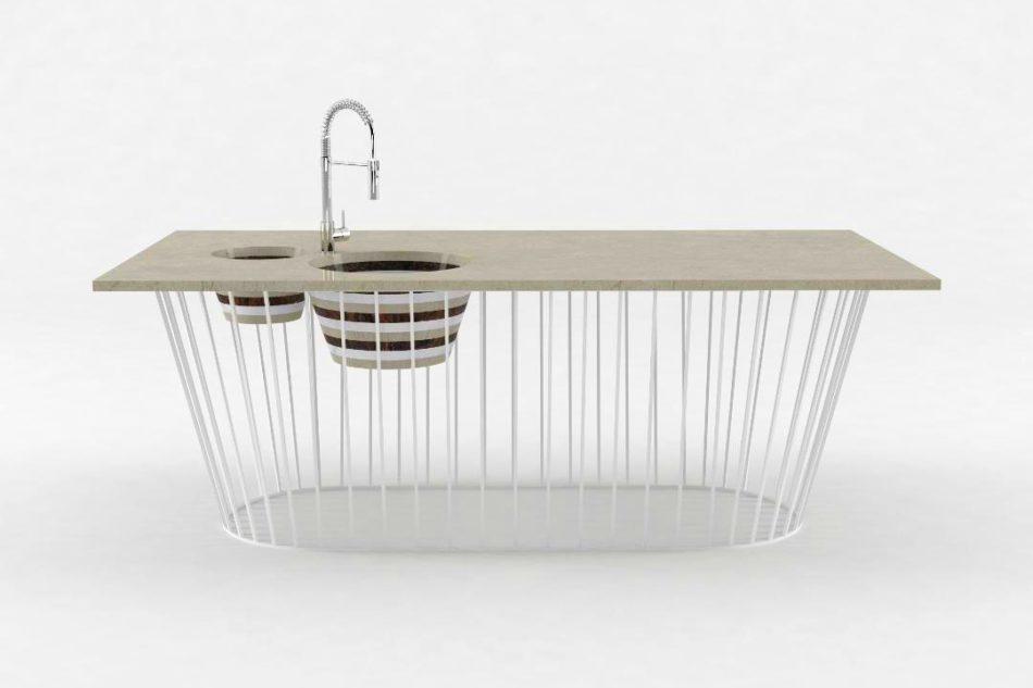 A Marmomac, una mostra dedicata al design litico