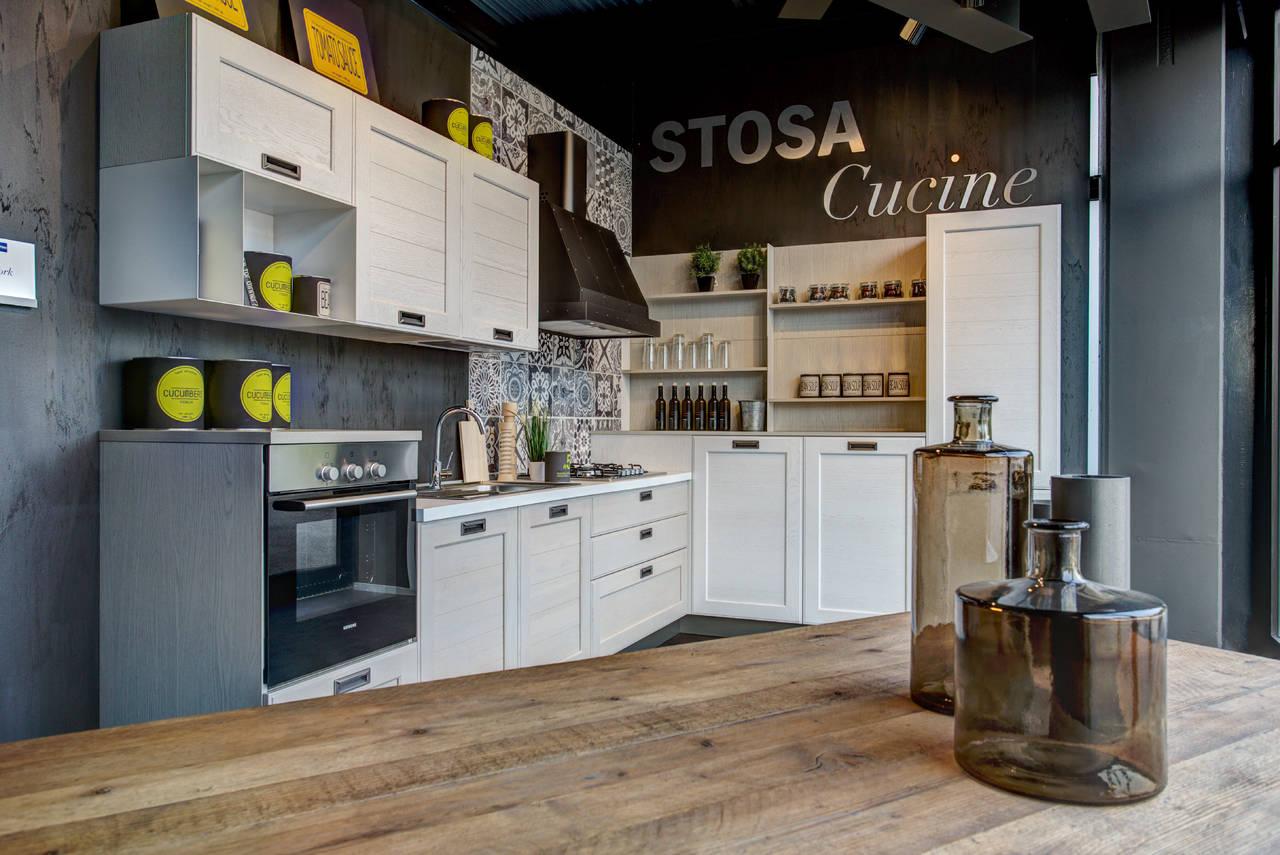 Showcooking di Simone Rugiati per il nuovo Stosa Store Brescia
