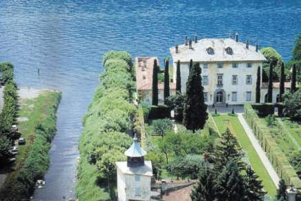 Esclusività e funzionalità nella storica Villa Balbiano
