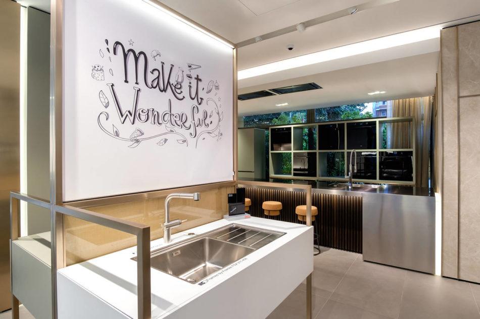 Franke apre un Flagship Store a Milano