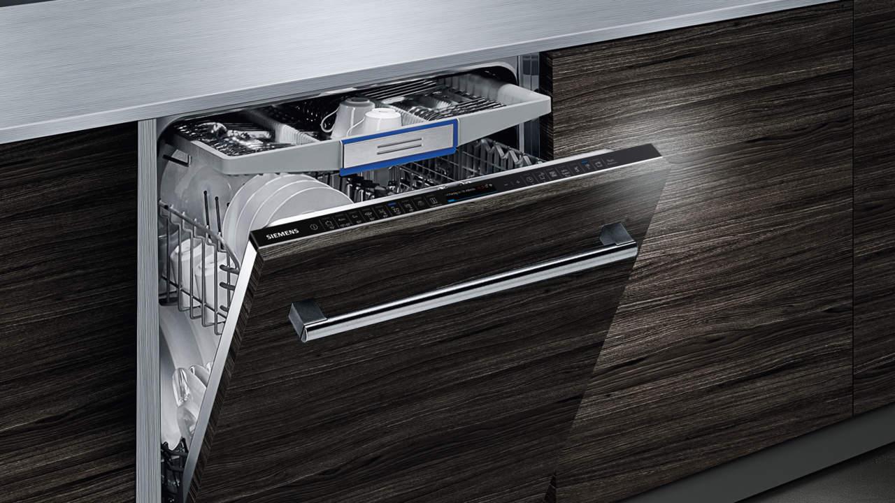 Le lavastoviglie Siemens con la nuova tecnologia d\'asciugatura con ...