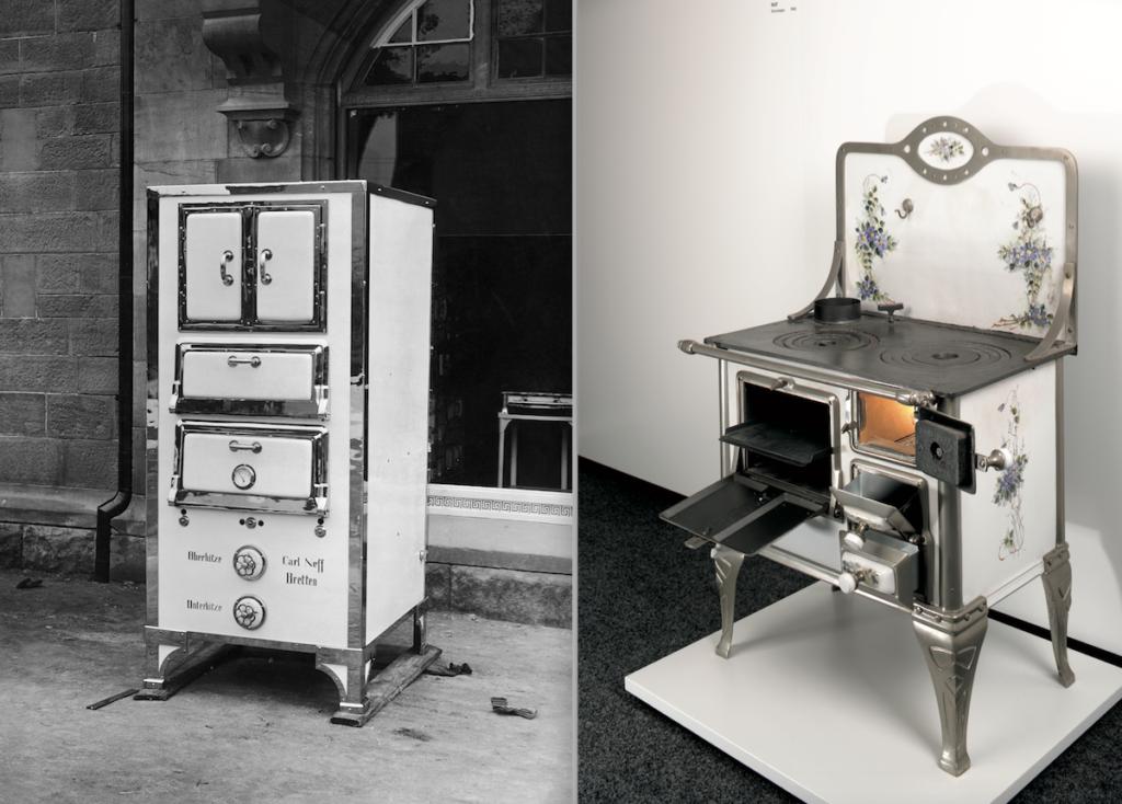 Neff 140 anni di passione per la buona cucina ambiente - Cucine anni 40 ...