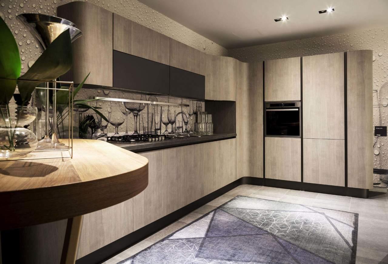 Inaugurato a milano il flagship di aran cucine ambiente - Cucine classiche aran ...