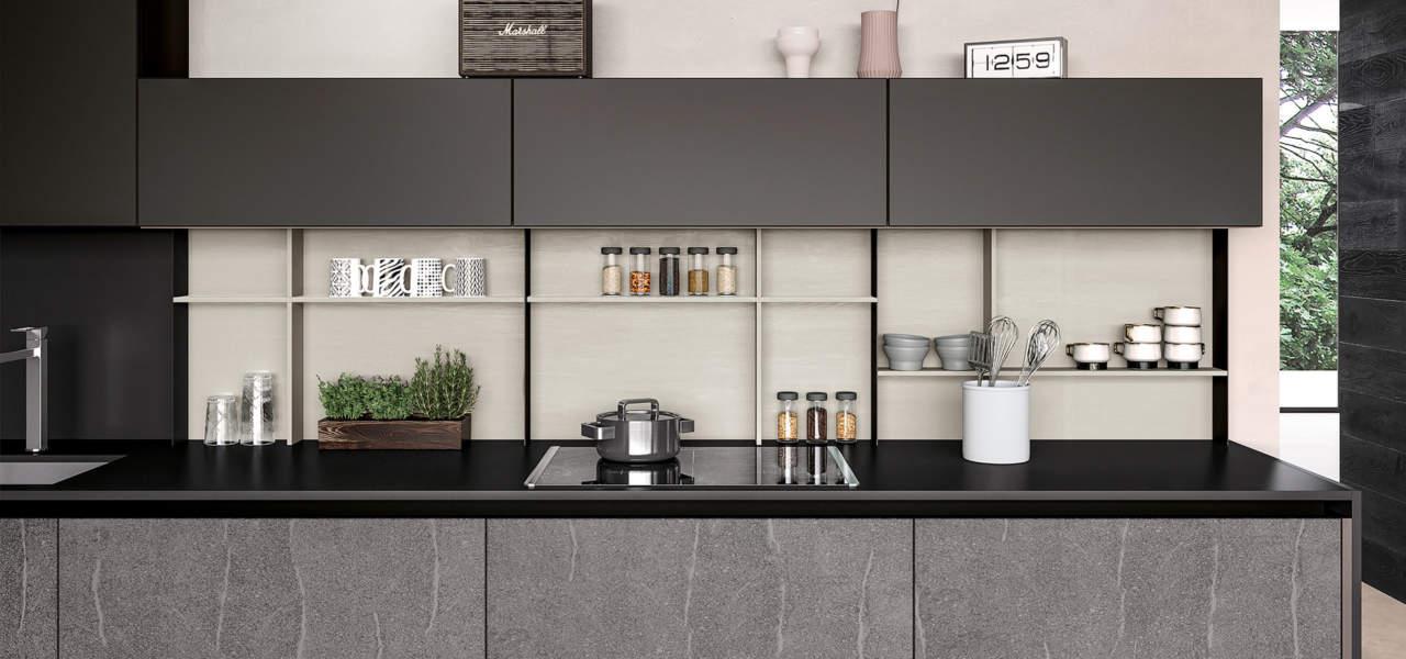 Ante Cucina In Vetro.I Nuovi Vetri Delle Cucine Cristalline Ambiente Cucina