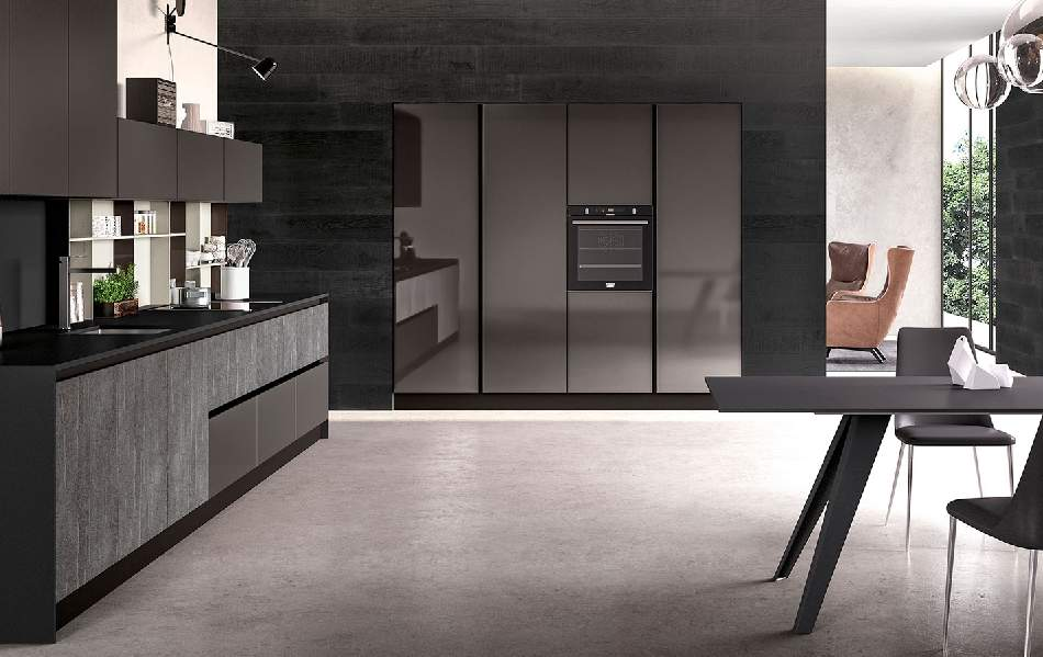 I nuovi vetri delle cucine cristalline ambiente cucina - Cucine particolari ...
