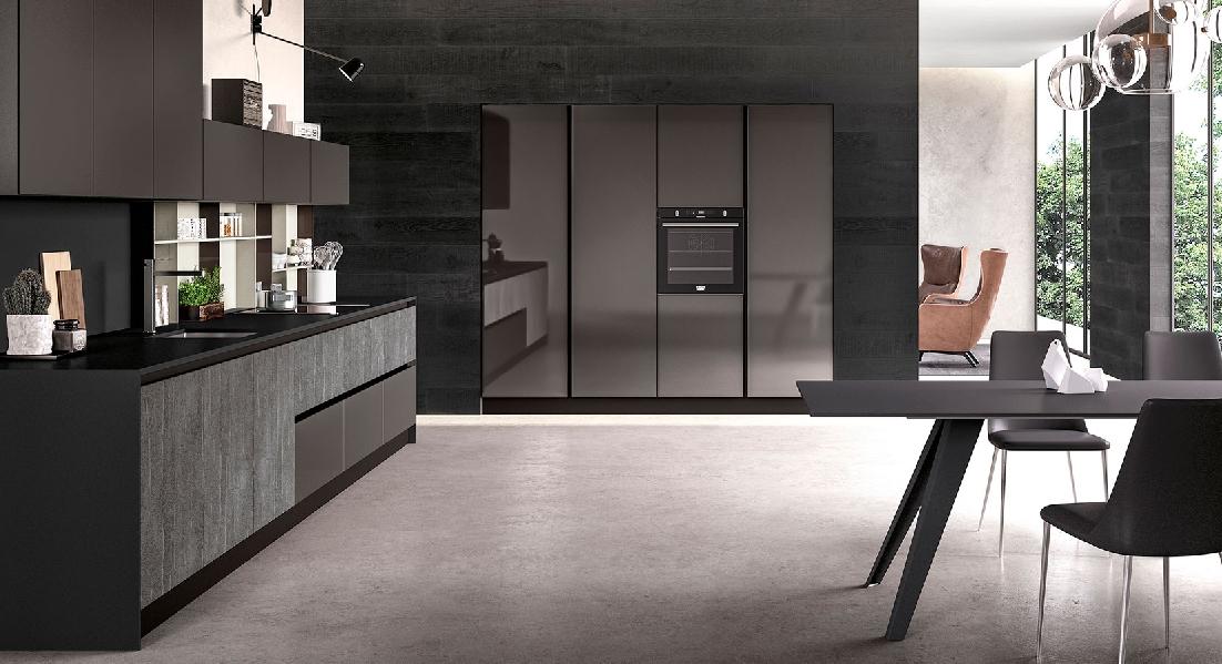 I nuovi vetri delle cucine cristalline ambiente cucina - Cucine color avorio ...