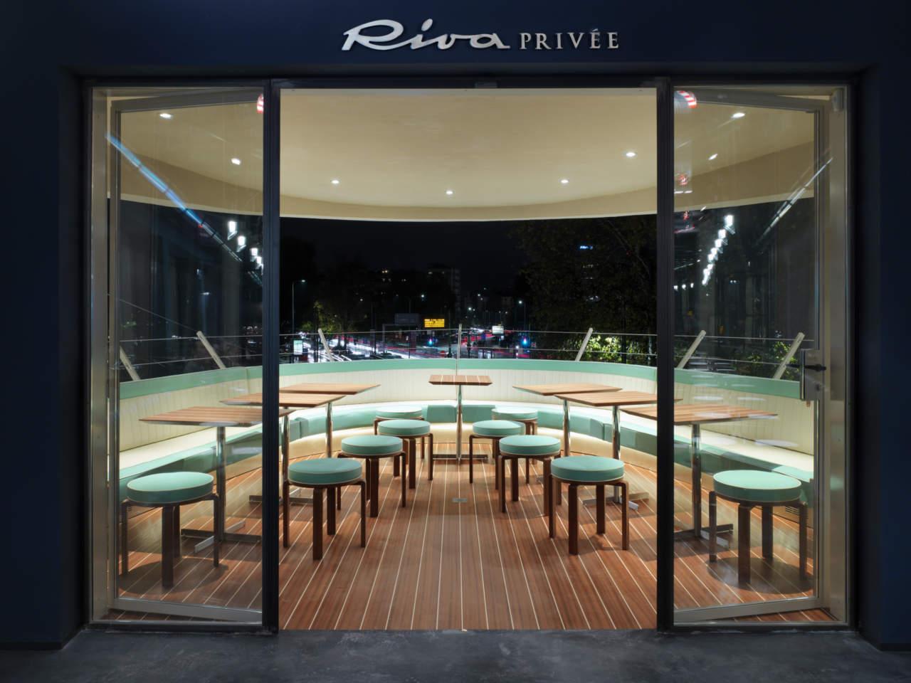 Garage italia a milano lo chef carlo cracco con lapo elkann - Garage milano ristorante ...