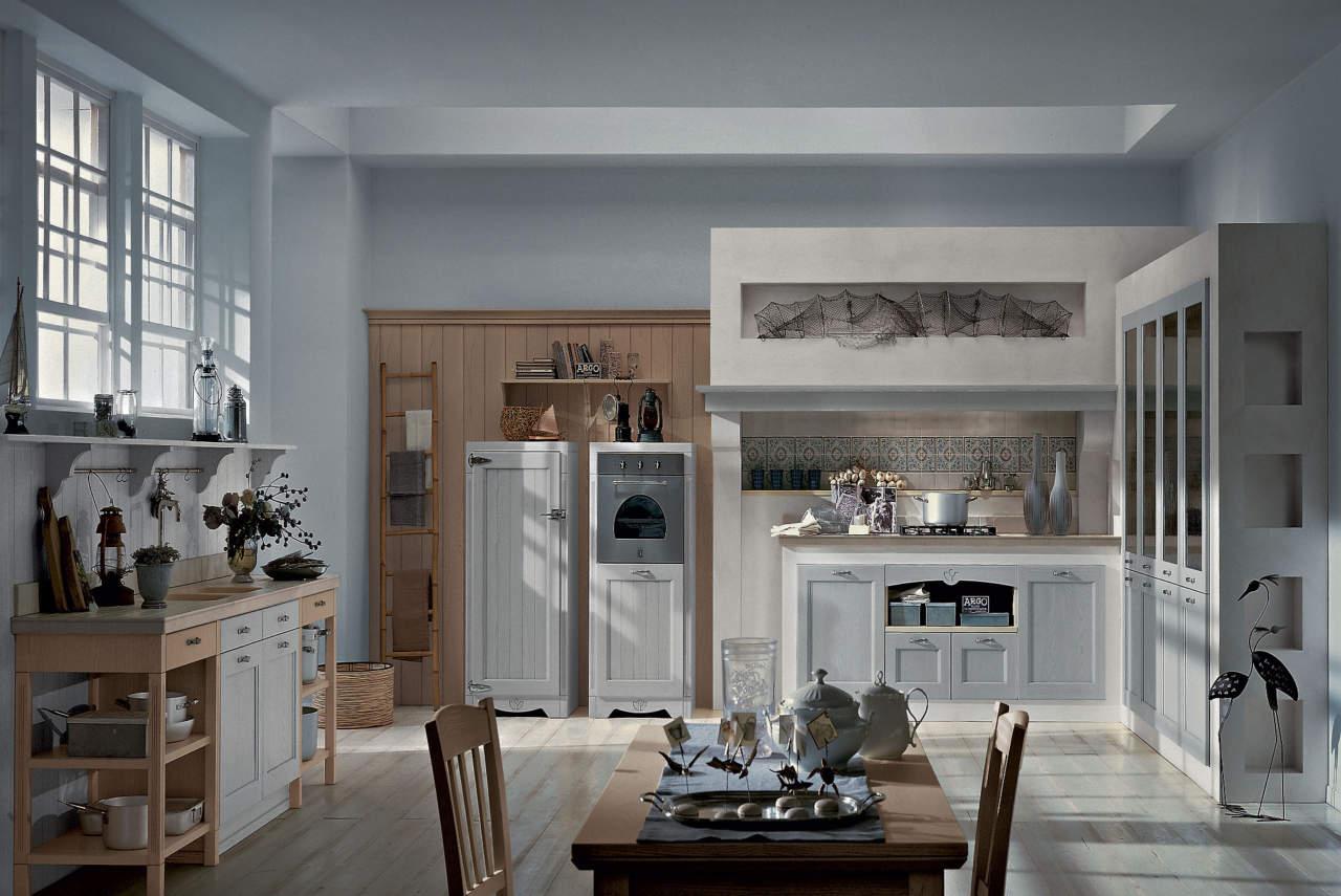 Ristrutturare con i sistemi smart di wedi ambiente cucina - Asselle mobili cucine ...