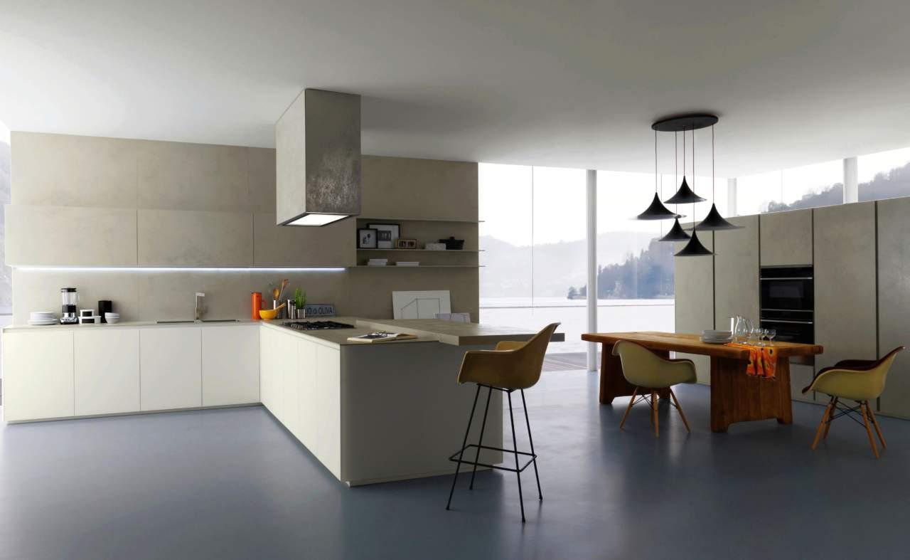 I nuovi vetri delle cucine cristalline ambiente cucina - Vetro per cucina ...