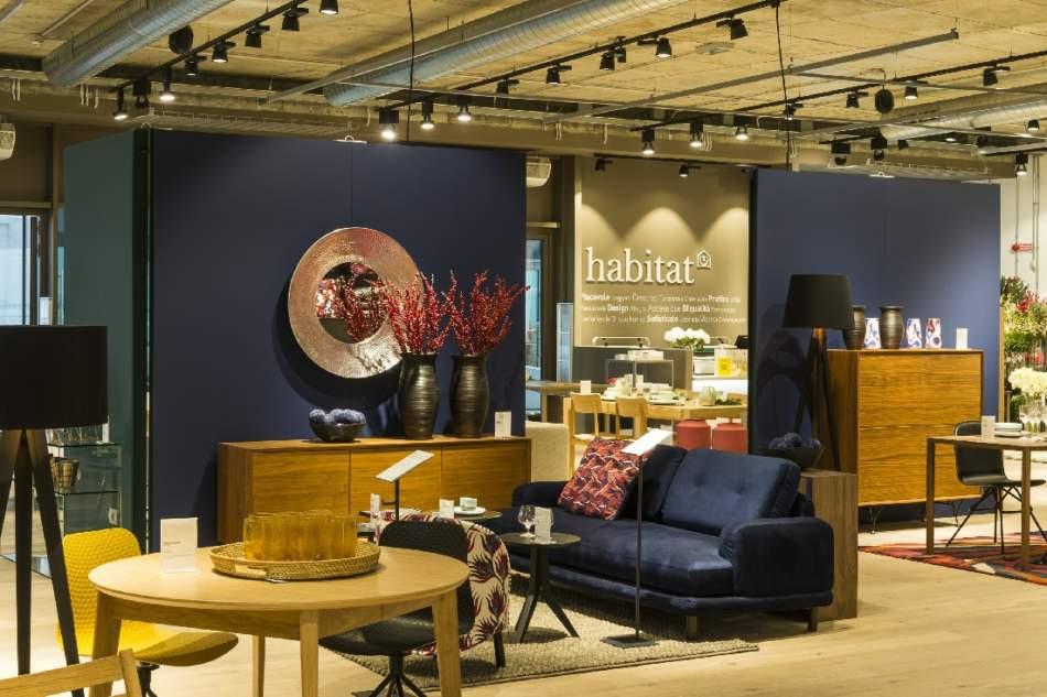 Il design d'oltralpe di Habitat conquista di nuovo Milano