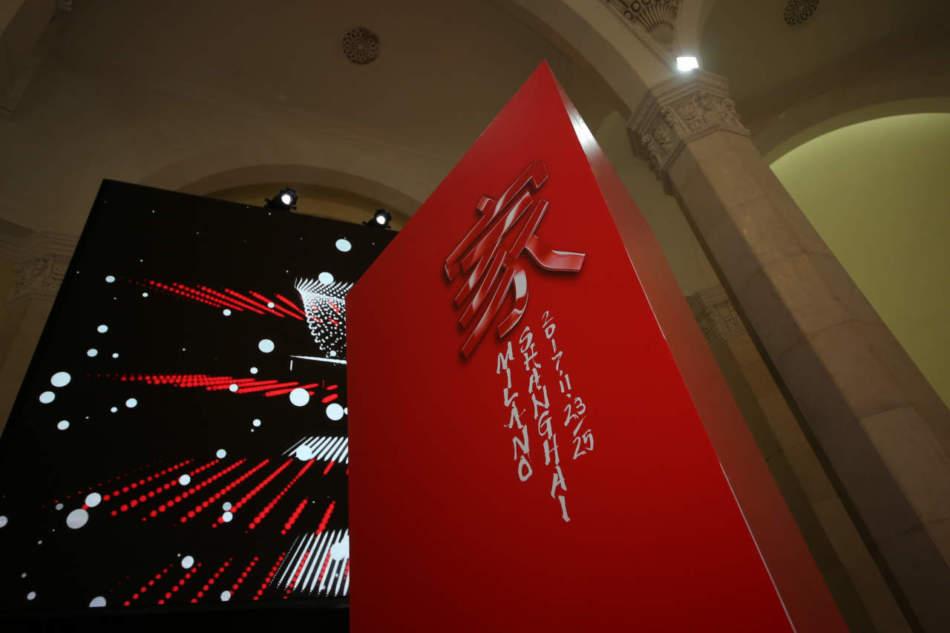 Inaugurato oggi il Salone del Mobile.Milano Shanghai