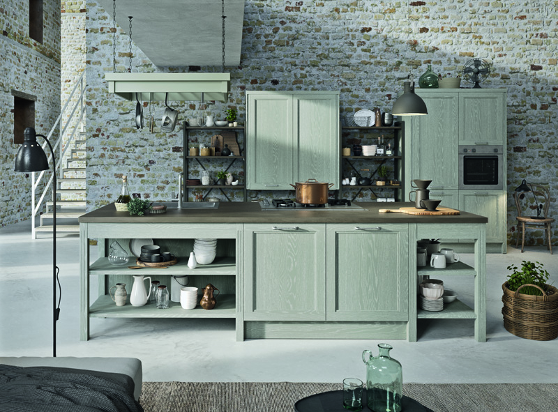 Finest old line by astra cucine with astra cucine - Cucine astra opinioni ...