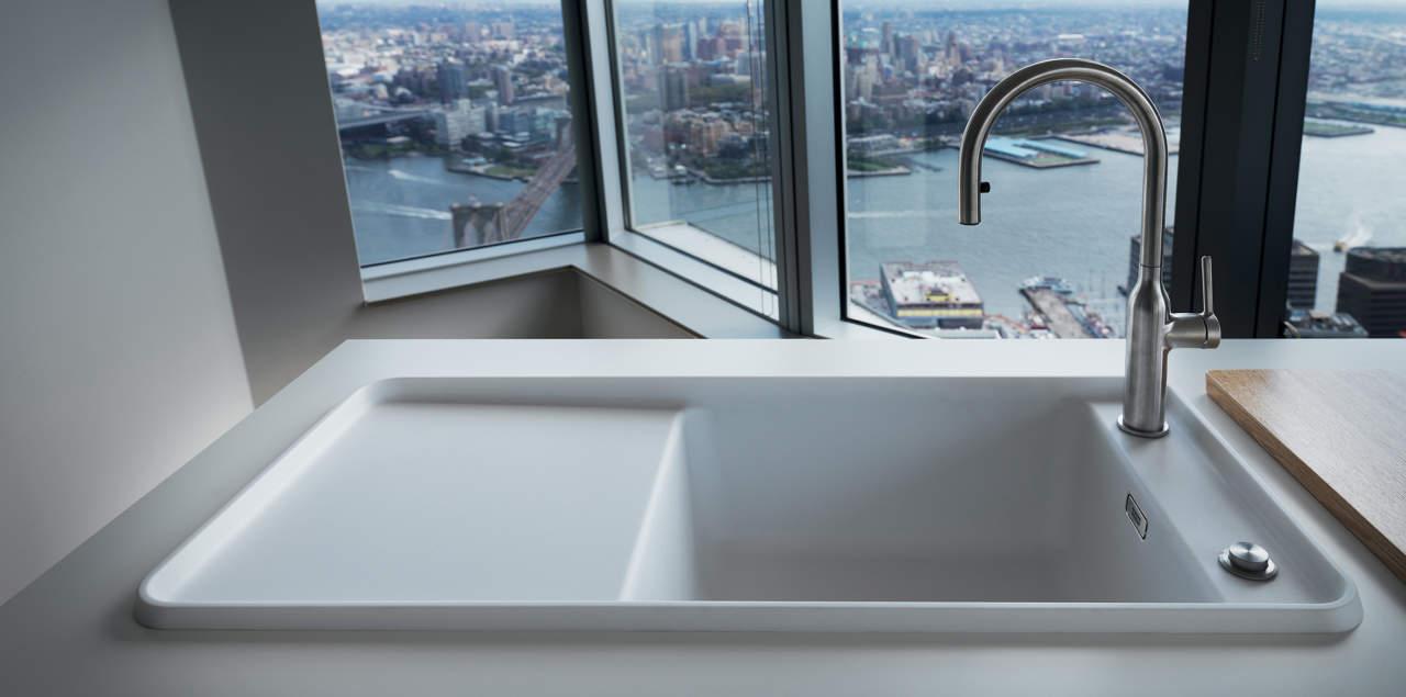 Franke lancia nuove nuance per i lavelli in Fragranite | Ambiente Cucina