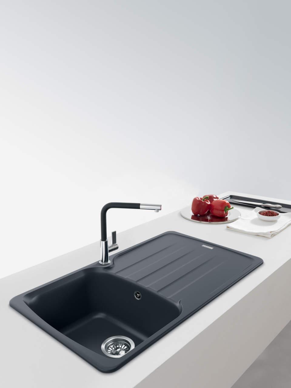 Franke lancia nuove nuance per i lavelli in Fragranite | Ambiente ...