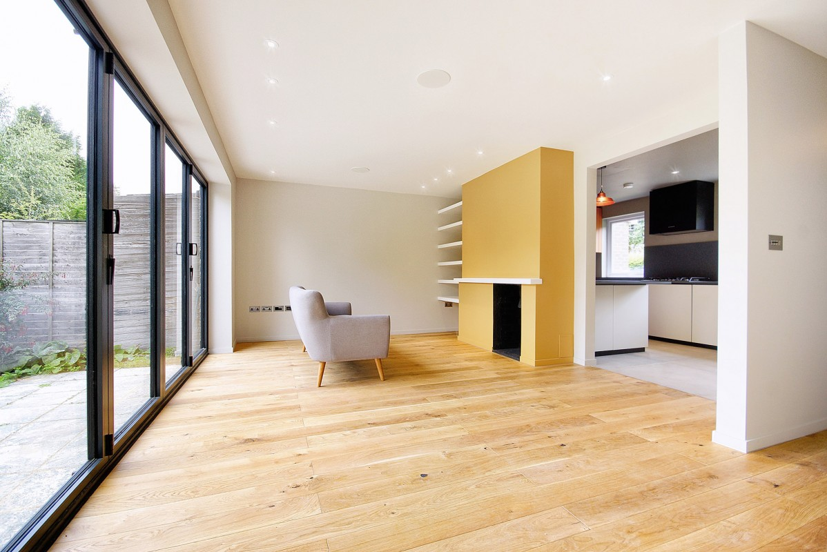 Minacciolo arreda la cucina di una casa londinese ambiente cucina - Mobili snaidero majano ...