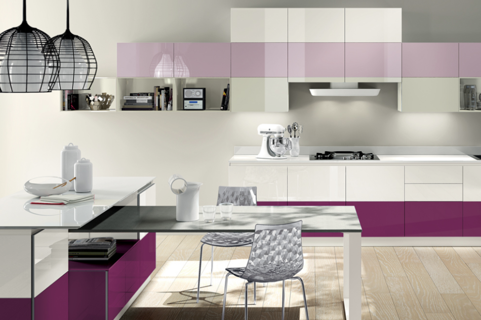 Il 2018 sarà Ultraviolet, e in cucina?
