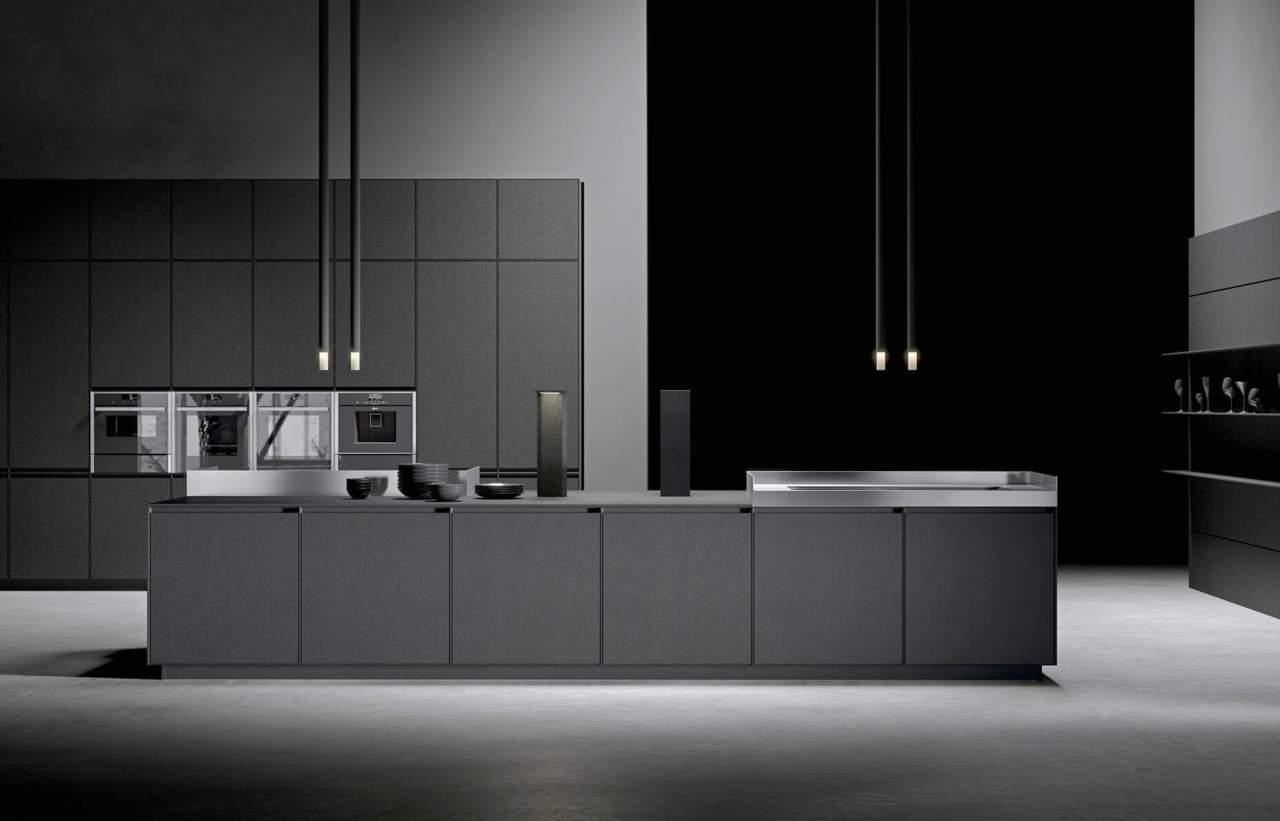 La magia del fenix ntm plasmato dal design di franco - Top cucina fenix prezzo ...