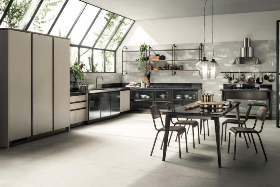 Rinnovata la partnership tra Scavolini e Diesel per l'ambiente cucina.