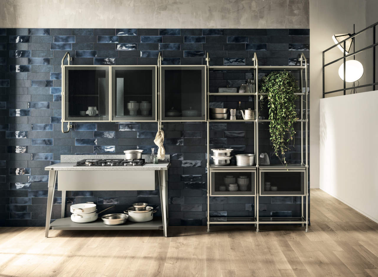 Rinnovata partnership tra Scavolini e Diesel | Ambiente Cucina