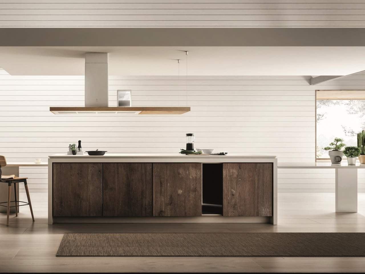 Elica e le nuove tendenze di stile in cucina ambiente cucina - Aziende cucine design ...