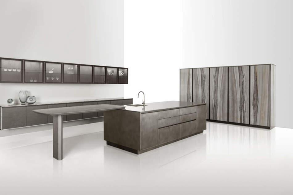 Giorgetti presenta la collezione di cucine di alta gamma ambiente cucina - Cucine alta gamma ...